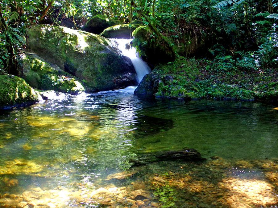 Pontos Turísticos - Sítio Cachoeiras do Alcantilado - Visconde de Mauá