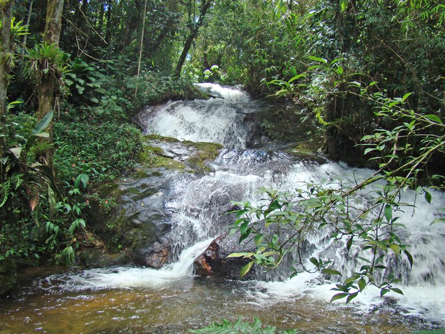 Circuito das Cachoeiras - Cachoeira da Prata - Visconde de Mauá