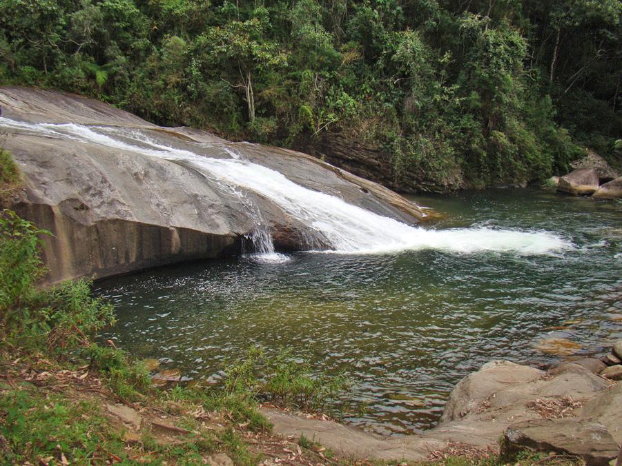 Circuito das Cachoeiras - Cachoeira do Escorrega - Visconde de Mauá