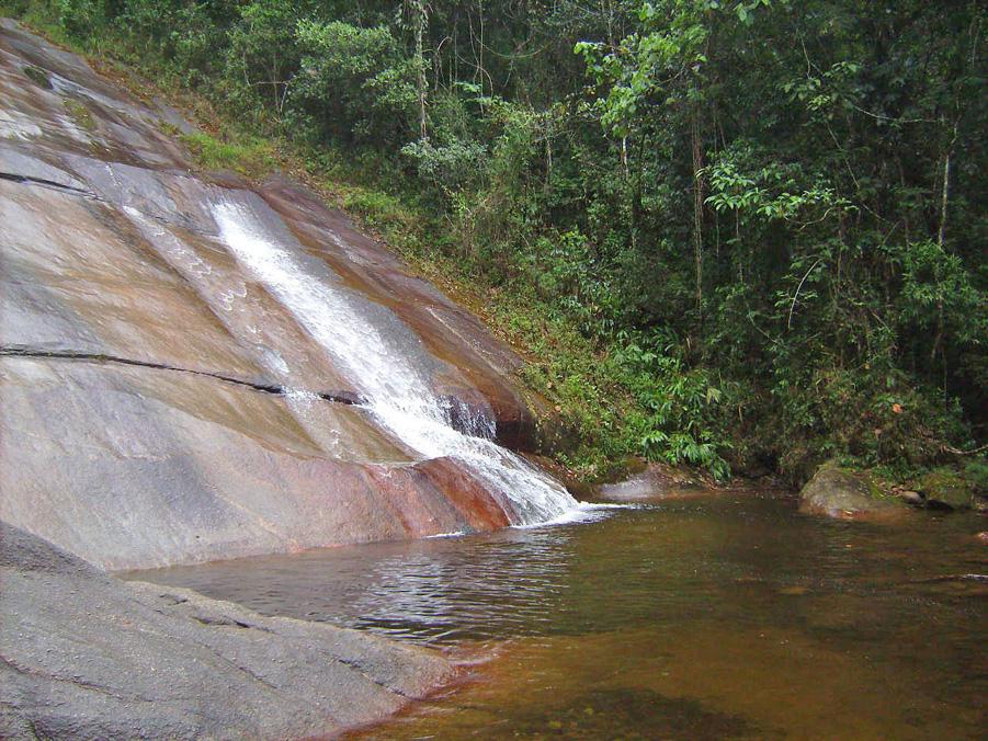 Circuito das Cachoeiras - Cachoeira Santa Clara - Visconde de Mauá