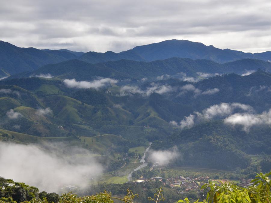 Pontos Turísticos - Mirantes da Serra - RJ 163 - Visconde de Mauá