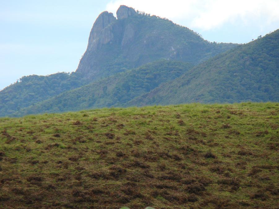 Pontos Turísticos - Pedra Selada - Visconde de Mauá