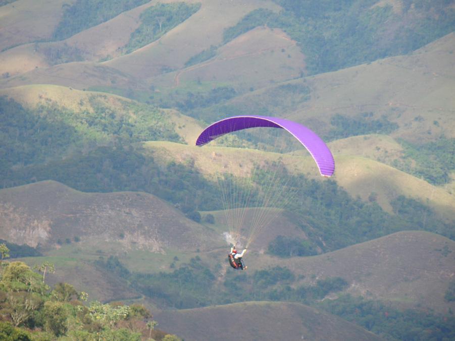 Pontos Turísticos - Pista de Vôo Livre - Visconde de Mauá