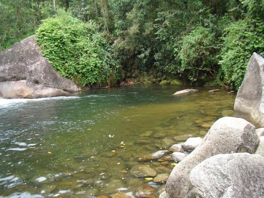 Pontos Turísticos - Poção da Maromba - Visconde de Mauá