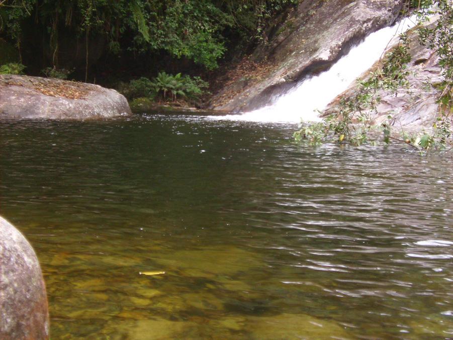 Pontos Turísticos - Poço do Marimbondo - Visconde de Mauá