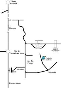 Circuito das Cachoeiras - Cachoeira da Prata