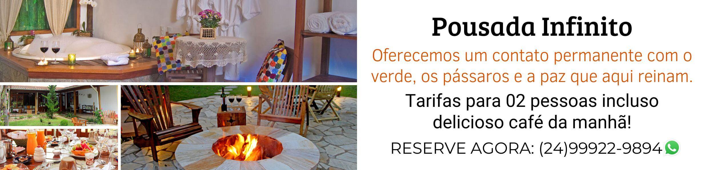 Portal Visconde de Mauá - Hotel Buhler