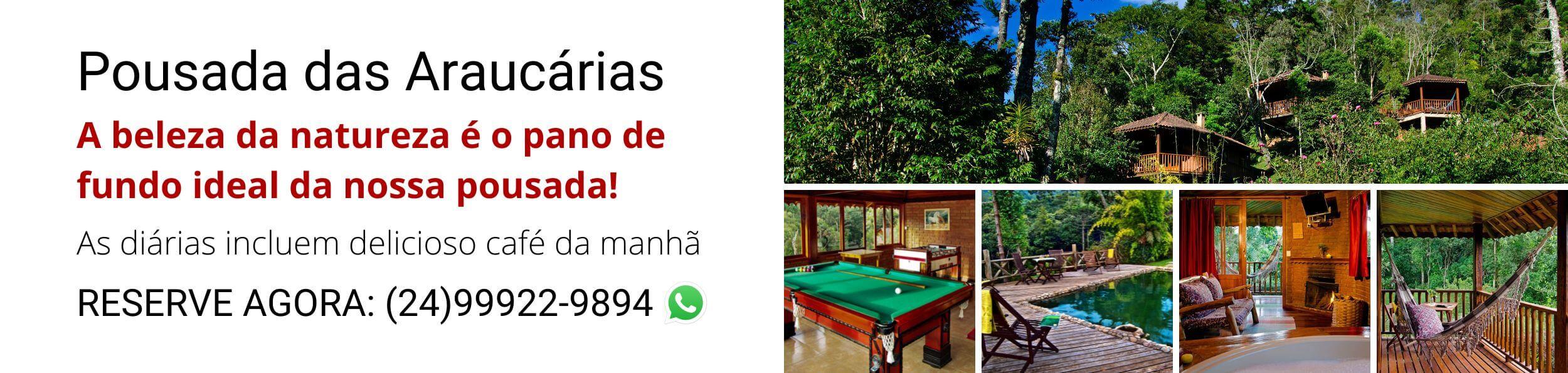 Portal Visconde de Mauá - Férias na Serra