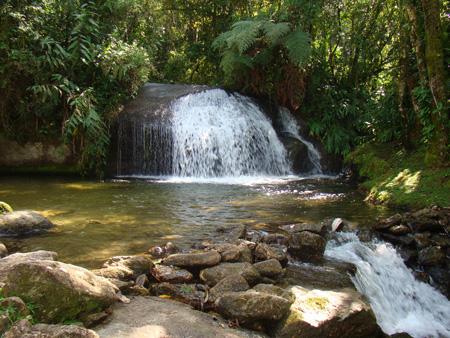 Sítio Cachoeiras do Alcantilado