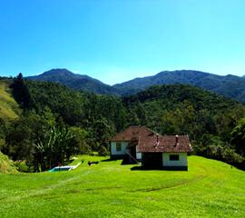 Fazenda Alcantilado - Portal Visconde de Maua.COM