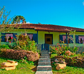 Pousada Casa do Osório - Portal Visconde de Maua.COM