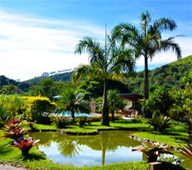 Pousada e Recanto Jardim da Luz - Portal Visconde de Maua.COM