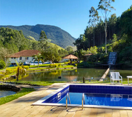 Hotel Fazenda Moinho d` Água  - Portal Visconde de Maua.COM