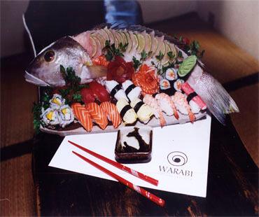 Restaurante Japonês Warabi